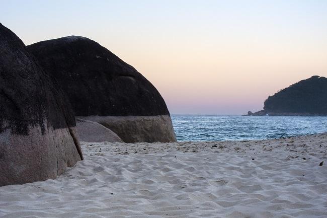 Praia de Fora, Trindade-RJ